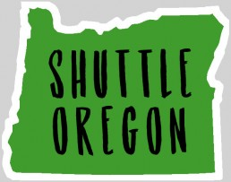 Shuttle Oregon Logo