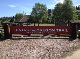 End of the Oregon Trail Interpretive Center