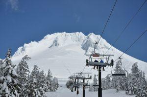 Mt hood Ski Bowl