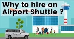 hire an airport Shuttle